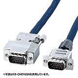 サンワサプライ アウトレット CRT複合同軸ケーブル30m :KB-CHD1530N 箱にキズ、汚れのあるアウトレット品です。