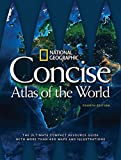 National Geographic Concise Atlas of the World, 4th Edition: The Ultimate Compact Resource Guide with More Than 450 Maps and Illustrations 画像