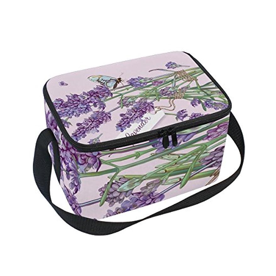 ちらつきマイクロフォン一節クーラーバッグ クーラーボックス ソフトクーラ 冷蔵ボックス キャンプ用品  ラベンダー ピンク 保冷保温 大容量 肩掛け お花見 アウトドア