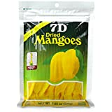 7D Dried Mangoes, 200g