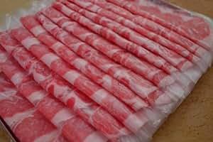 国産 豚ロース (新鮮生) しゃぶしゃぶ用 \ 冷しゃぶに !1キロ (1000g) セット 【 国産 豚肉 鍋 豚ロース 業務用 お中元 にも ★】