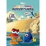 Finding Dory: Colouring Adventures (Disney-Pixar)