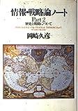 歴史と戦略について (情報・戦略論ノート)