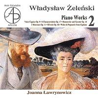 Zelenski: Piano Works Vol 2