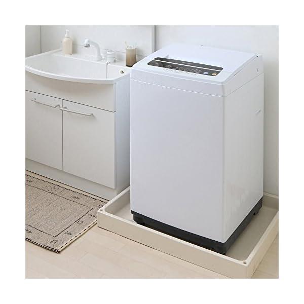 アイリスオーヤマ 全自動洗濯機 一人暮らし ...の紹介画像10