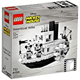 レゴ (LEGO) アイデア 蒸気船ウィリー 21317