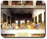 Da Vinci : Last Supperマウスパッド–byアートプレート