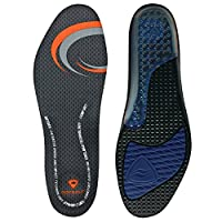 Sof Sole Airr Full Length Performance Gel Shoe Insole for Men and Women