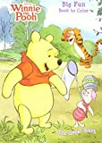 Disney Winnie the Pooh and Friends Coloring Books & Winnie the PoohクレヨンセットA