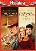 Christmas in Canaan / All I Want for Christmas [DVD] [Import]