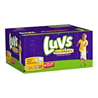 Luvs With Ultra Leakguards Size 5 Diapers 150 Count by Luvs