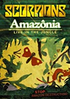 AMAZONIA-LIVE IN THE JUNGLE [DVD]