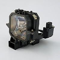 交換用プロジェクターランプelplp27Epson emp-54/ emp-54C / emp-74/ emp-74C / v11h136020/ v11h137020など