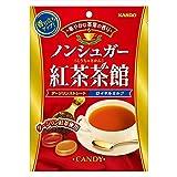 カンロ ノンシュガー紅茶茶館 72g×6袋