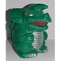 円谷 ウルトラ怪獣 指人形 ウルトラセブン アギラ(緑系)