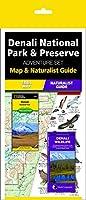 Denali National Park & Preserve Adventure Set: Map and Naturalist Guide