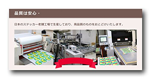 『向島自動車用品製作所 日本 旭 日章旗 ステッカー 縁取りタイプ 日本製 縦6.0×横9.1cm MYS-016T』の1枚目の画像