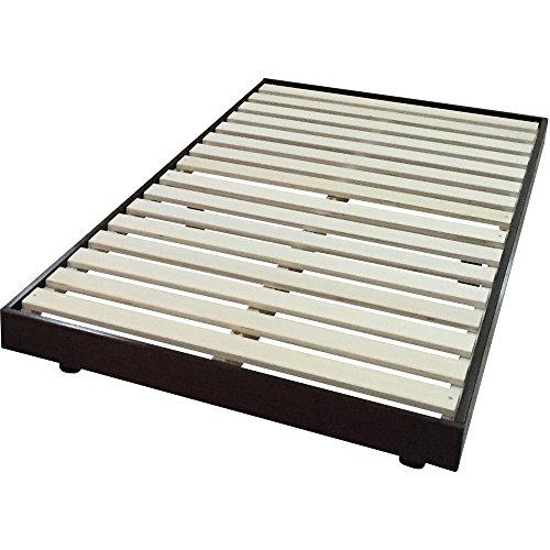 3段階高さ調節 すのこベッド シングル ブラウン DBL-Z001