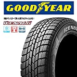 【4本セット】GOODYEAR(グッドイヤー) ICE NAVI6(アイスナビシックス)155/65R14 75Q スタッドレスタイヤ