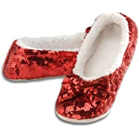 Snoozies Womens 178 Sequins