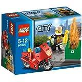 レゴ (LEGO) シティ ファイヤーバイク 60000