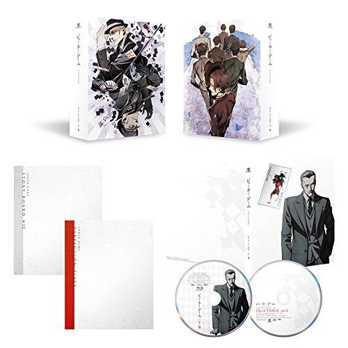 ジョーカー・ゲーム Blu-ray BOX 下巻( イベントチケット優先販売申込券付 ) / メディアファクトリー