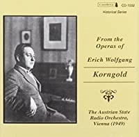 From the Operas of Erich Wolfgang Korngold (1989-05-03)