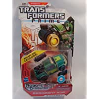 Transformers Prime Robots in Disguise Figure Deluxe Class Series 1: 013 - Sergeant Kup Autobot