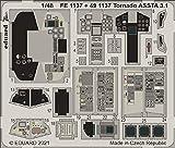 エデュアルド 1/48 ズームシリーズ トーネード ASSTA 3.1 エッチングパーツ (レベル用) プラモデル用パーツ EDUFE1137