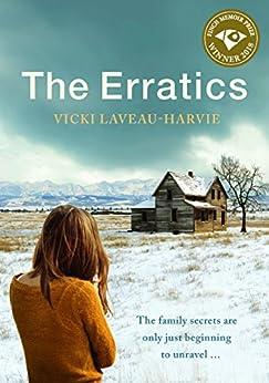 The Erratics by [Laveau-Harvie, Vicki]