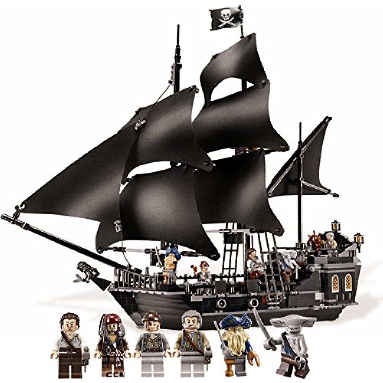 LEGO レゴ 4184 互換 クリエイター パイレーツオブカリビアン風 ブラックパール号 LEPIN