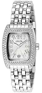 [フォリフォリ]Folli Follie 腕時計 WF5T081BDS シルバー レディース [並行輸入品]