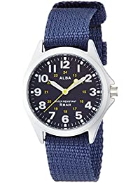 [アルバ]ALBA 腕時計クオーツ ALBA 時分針ルミ メンズスポーツ AQPK402 メンズ