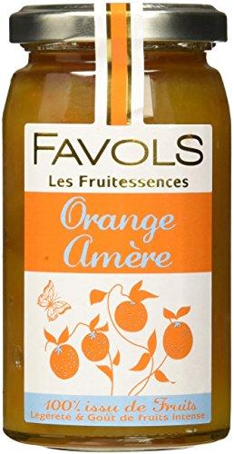 ファボルス ビターオレンジマーマレード(砂糖不使用) 250g