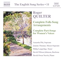 Complete Folk-Song Arrangements