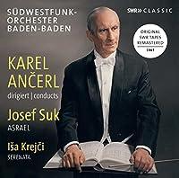 カレル・アンチェル スーク:交響曲「アスラエル」他 1967年録音集