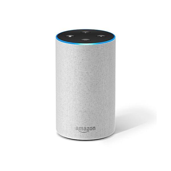 Amazon Echo (Newモデル)、サンド...の商品画像