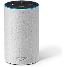 Amazon Echo (Newモデル)、サンドストーン (ファブリック)