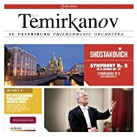 Shostakovich: Symphony No.5 by St.Petersburg Philharmonic Orchestra