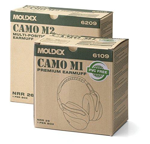 MOLDEX モルデックス イヤーマフ 迷彩柄 6209 Camo M2