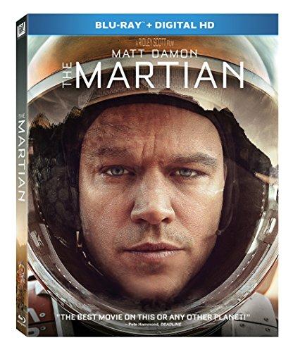 Martian [Blu-ray] [Import]の詳細を見る