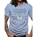 結成45周年記念 KISS キッス - SPIRIT OF 76 / Tシャツ / メンズ 【公式 / オフィシャル】