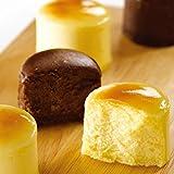 【洋菓子きのとや】 スフレミックス (チーズスフレ×4個、チョコレートスフレ×4個)
