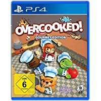 Overcooked! Gourmet Edition (PlayStation PS4)