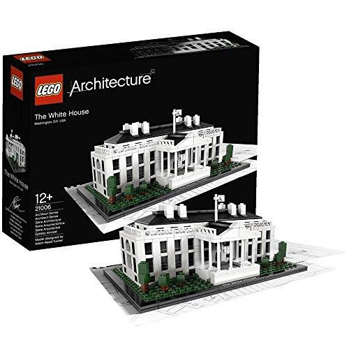 レゴ (LEGO) アーキテクチャー ホワイトハウス 21006
