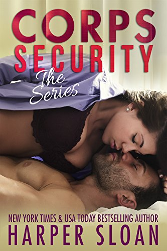 『Corps Security: The Series (English Edition)』のトップ画像