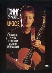 Tommy Emmanuel: Up Close [DVD] [Import]