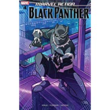 Marvel Action Black Panther (2019-) #4