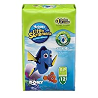 Huggies Little Swimmers Diapers - Small - 12 ct by Huggies