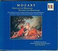 Mozart: Apollo und Hyazinth / Bastien und Bastienne